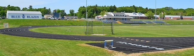 Westbrook High School Track